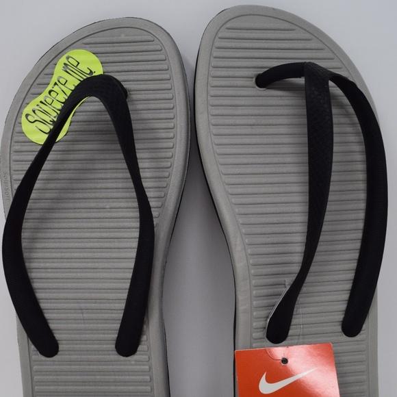 93dec6a26523 Nike solarsoft thong ll 488161-090 Sandals flip